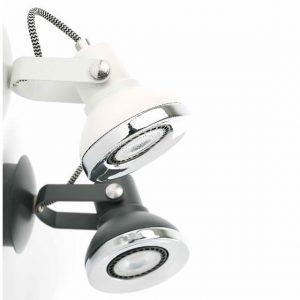 SIENINIS SVIESTUVAS RING LED faro www.gerasviesa.lt