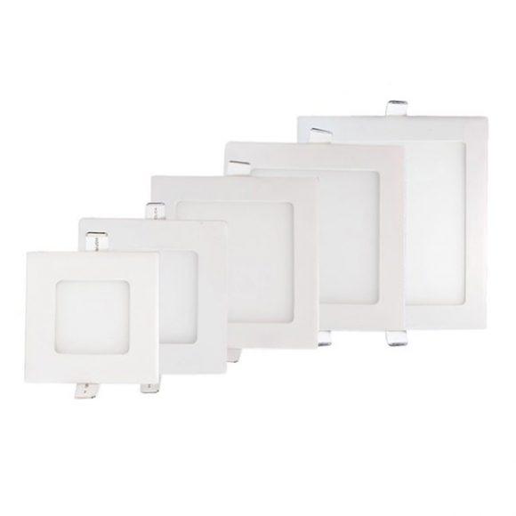 ileidziama led panele kvadratine